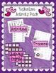 Preschool Valentine Math and Fine Motor Pack