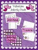 Preschool Valentine Math and Fine Motor Pack