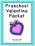 Preschool Valentine Packet