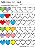 Preschool Valentine's Worksheets