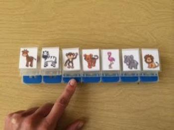 Preschool Vocab Mini-Box Freebie!