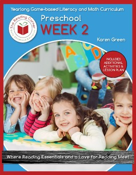 Preschool Curriculum Week 2