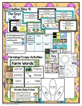 Preschool {Week 4} Activities and Materials
