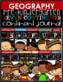 Preschool Welcome to ......Bundle (Seven Continents)