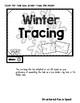Preschool Winter Activities Tracing Task Cards Pre-k, Special Needs