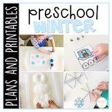 Preschool: Winter {Plans and Printables}