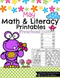 Preschool Worksheets - May