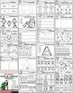 Preschool Worksheets - The Full Year