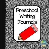 Preschool Journal Writing
