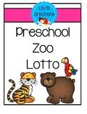 Preschool Center - Zoo Lotto