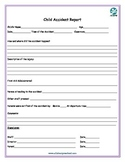Preschool and Daycare Forms