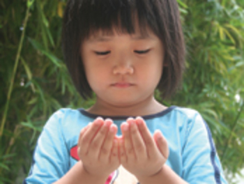 Preschool and Jr. Kindergarten conflict resolution lessons (faith-based)
