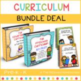 Preschool and Kindergarten Curriculum Bundle With Morning Work