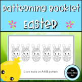 Preschool and Kindergarten Easter Day Patterns Book