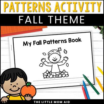 Preschool and Kindergarten Fall Patterns Activity Book