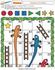 Learning Games - Color 6 Pack