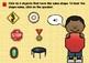 2D Shapes Worksheets Kindergarten 1st Grade   2D and 3D Shapes