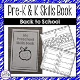 Preschool and Kindergarten Skills Prep Book