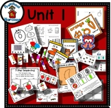 Preschool by Narcissa - Pre-K Program - Unit 1 - Begin Here {PbN}