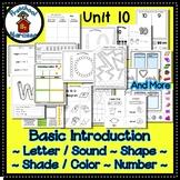 Preschool by Narcissa Pre-K Program - Unit 10  {PbN} - Parallelogram W Pink 10