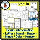 Preschool by Narcissa Pre-K Program - Unit 10  {PbN} - Parallelogram W Pink 10