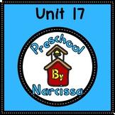 Preschool by Narcissa Pre-K Program- Unit 17 {PbN} - Rhombus 17 G Yellow Shades
