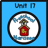 Preschool by Narcissa Pre-K Program- Unit 17 {PbN} - Rhomb