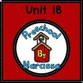 Preschool by Narcissa Pre-K Program - Unit 18 {PbN} - Semicircle Y 18 Purple
