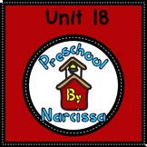 Preschool by Narcissa Pre-K Program - Unit 18 {PbN} - Semi