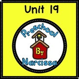Preschool by Narcissa Pre-K Program - Unit 19 {PbN} - Pyra