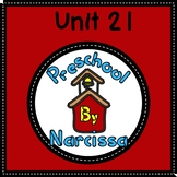 Preschool by Narcissa Pre-K Program - Unit 21 {PbN} - Pink
