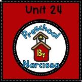 Preschool by Narcissa Pre-K Program - Unit 24 {PbN} - Count By 10's Cone White T