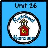 Preschool by Narcissa Pre-K Program - Unit 26 {PbN} - Sphere L Count to 100