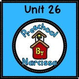 Preschool by Narcissa Pre-K Program - Unit 26 {PbN} - Sphe