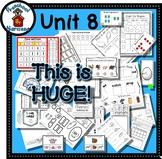 Preschool by Narcissa - Pre-K Program - Unit 8  {PbN} - I Black Oval 7 & 8
