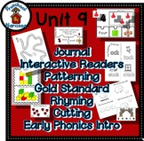 Preschool by Narcissa - Pre-K Program - Unit 9  {PbN} - Trapezoid R Gray 8 & 9
