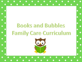 Preschool educational package. Great for home daycare. Homeschool curriculum.