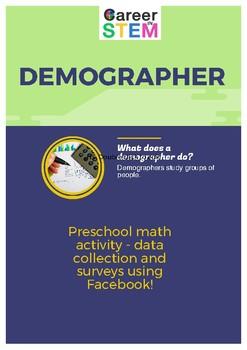 Preschool math activity - data collection and surveys using Facebook!