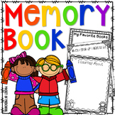 End of the Year Memory Book for Preschool, Pre-K, and Kind