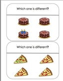 Preschool skills Packet: Colors, shapes, letters, numbers