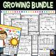 Morning BOOSTER Work: Preschool to Kindergarten - GROWING BUNDLE
