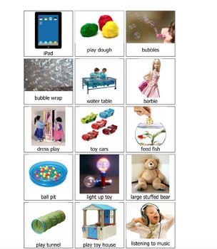 Preschool token board
