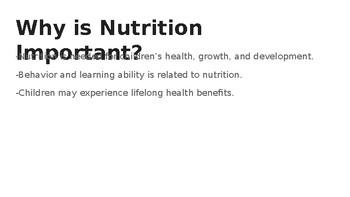 Preschoolers Healthy Meals