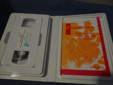 Preschoolers - How Three & Four Year Olds Develops - VHS + Booklet