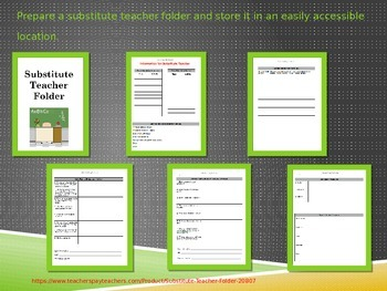 Prescription for Success in the Classroom Power Point Presentation