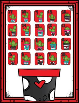 Présences TNI - Les cactus - GRATUIT