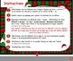Présences des élèves pour Noël au SmartBoard/TBI