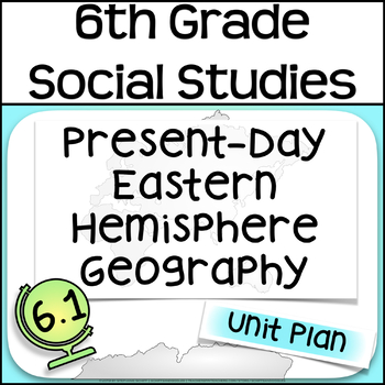 Geography Of Eastern Hemisphere Worksheets Teaching