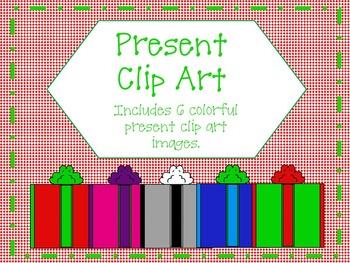 Present / Gift Clip Art