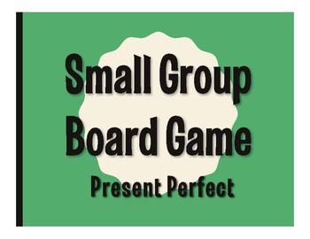 Spanish Present Perfect Board Game